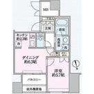 ウエストパークタワー池袋 / 1DK(38.72㎡) 部屋画像1
