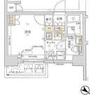 ユリカロゼ梅島 / 1K(21.40㎡) 部屋画像1
