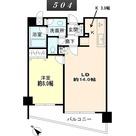 Aden目黒三田 / 1LDK(56.70㎡) 部屋画像1