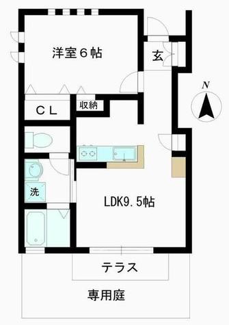 T邸1階部分 / 1階 部屋画像1