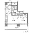 ストーリア白金台 / Cタイプ(38.58㎡) 部屋画像1