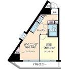 シーアイマンション鶴見 / 1DK(32.04㎡) 部屋画像1