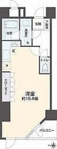 リエトコート四谷 / 1R(40.99㎡) 部屋画像1