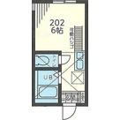 Infina横浜(インフィナ横浜) / ワンルーム(14.28㎡) 部屋画像1