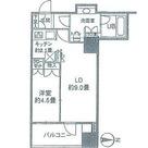 カスタリアタワー品川シーサイド / 40A(38.43㎡) 部屋画像1