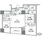 カスタリアタワー品川シーサイド / 70B(66.51㎡) 部屋画像1