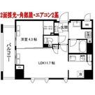 ガーデンヒルズ柿ノ木坂 / 1LDK(40.14㎡) 部屋画像1