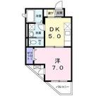 MR・セカンドステージ杉本 / 303 部屋画像1