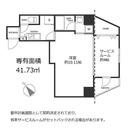 KM中目黒ビル / 201 部屋画像1