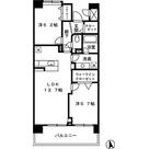ロイヤルパークス荻窪 / Bタイプ(66.52㎡) 部屋画像1
