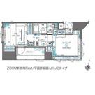 ZOOM新宿南First / 1003 部屋画像1