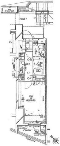 ピアース初台センティア / 503 部屋画像1