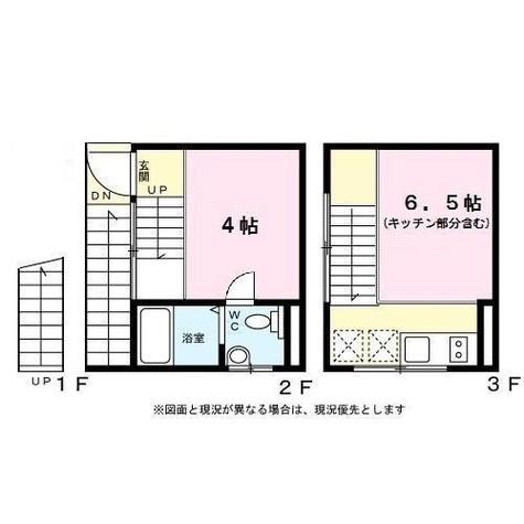 Artz八雲 / B202 部屋画像1
