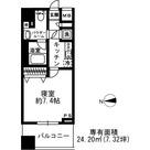 レジディア四谷三丁目 / 1K(24.20㎡) 部屋画像1