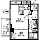 レジディア四谷三丁目 / 1LDK(38.50㎡) 部屋画像1