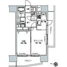 パークキューブ板橋本町 / 1DK(40.13㎡) 部屋画像1