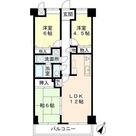 KDXレジデンス田園調布 / 1LDK(65.54㎡) 部屋画像1