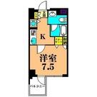 プライマル大井仙台坂 / 6階 部屋画像1