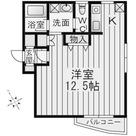 エレナコート代々木 / 201 部屋画像1