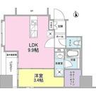 リバーレ東新宿 / 1LDK(32.22㎡) 部屋画像1