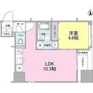 リバーレ東新宿 / 1LDK(36.60㎡) 部屋画像1