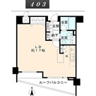 Aden目黒三田 / 1K(45.85㎡) 部屋画像1