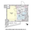 ディームス品川戸越 / 604 部屋画像1