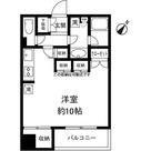 シュロス武蔵小山 / 303 部屋画像1