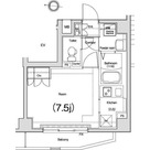 レイジオス品川 / 206 部屋画像1