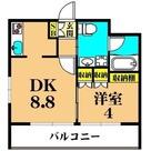 大井町 5分マンション / 209 部屋画像1