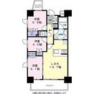セイル武蔵小杉 / 3LDK(65.67㎡) 部屋画像1