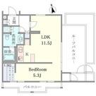 エクティ神山町 / 3階 部屋画像1