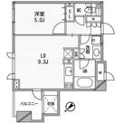 クリオ渋谷ラ・モード / 4階 部屋画像1