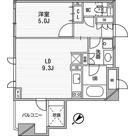 クリオ渋谷ラ・モード / 1LDK(35.57㎡) 部屋画像1