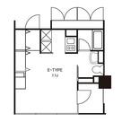 レジディア代々木の杜 / 1R(24.69㎡) 部屋画像1