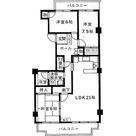 アーバネスト弦巻 / 3LDK(93.15㎡) 部屋画像1