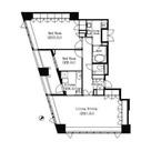 パークキューブ目黒タワー / 1301 部屋画像1