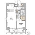 リーラ品川南 / 1LDK(43.03㎡) 部屋画像1