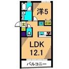 大井町 14分マンション / 303 部屋画像1