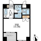 チェスターハウス方南町 / 1K(29.50㎡) 部屋画像1