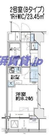 グランリーヴェル横濱大通り公園 / 2階 部屋画像1
