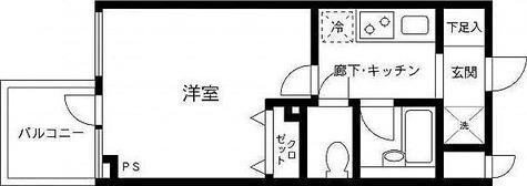 間取り図(現況優先)