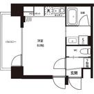 LASPACIO桜新町レジデンス(ラスパシオ桜新町レジデンス) / Bタイプ(24.25㎡) 部屋画像1