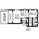 ガーデン東新宿 / 1LDK ( 42.24㎡) 部屋画像1