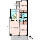 コロネード市ヶ谷 / 2LDK(61.08㎡) 部屋画像1