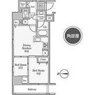 レジディア御茶ノ水Ⅲ / 2DK(40.08㎡) 部屋画像1