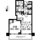 レジディア神田東 / 1LDK(37.10㎡) 部屋画像1
