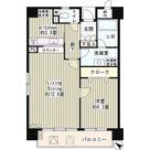 アステリオン松濤 / 1LDK(58.20㎡) 部屋画像1