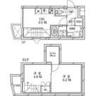 クールブラン大井町アネックス / 2DK(42.48㎡) 部屋画像1