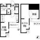 エクセシオーネ目黒 / ワンルーム(31.89㎡) 部屋画像1